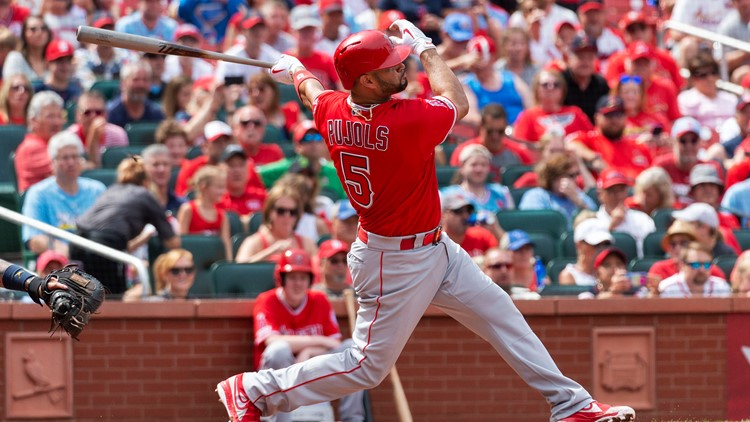 Commentary | Why an Albert Pujols reunion in St. Louis doesn't make sense... for now