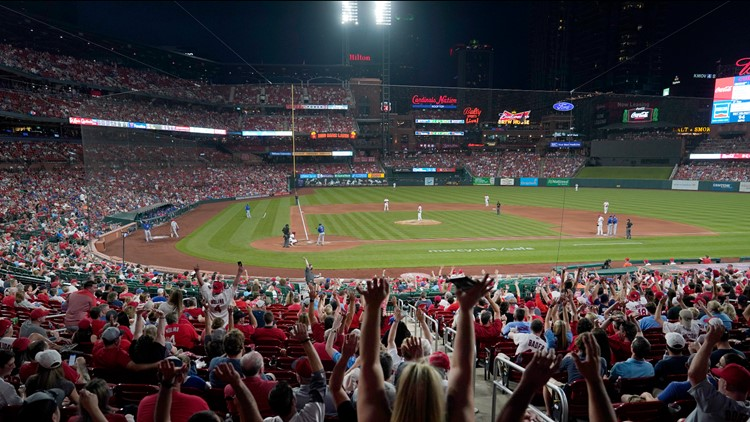 Cardinals to announce updated mask policy for Busch Stadium
