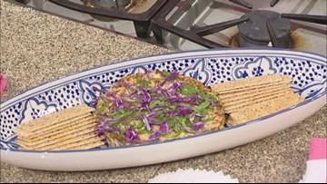 Recipe of the Day: Spinach Artichoke Cheesecake