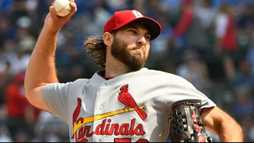 Opinion | A tale of two cities for Cardinals fans, Michael Wacha provided some electric moments