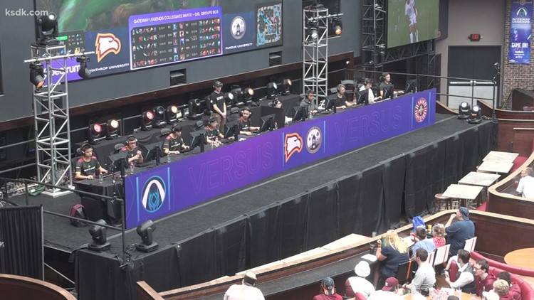 Esports event aims to draw the curious downtown Fourth of July weekend