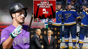 Sports Plus Podcast: Arenado and the Cards are a perfect fit and the Blues can do no wrong