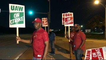 GM union workers walk out of Wentzville plant amid national strike