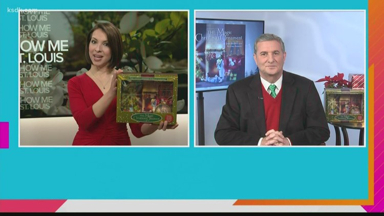 The Magic Christmas Ornament book could be your new holiday tradition