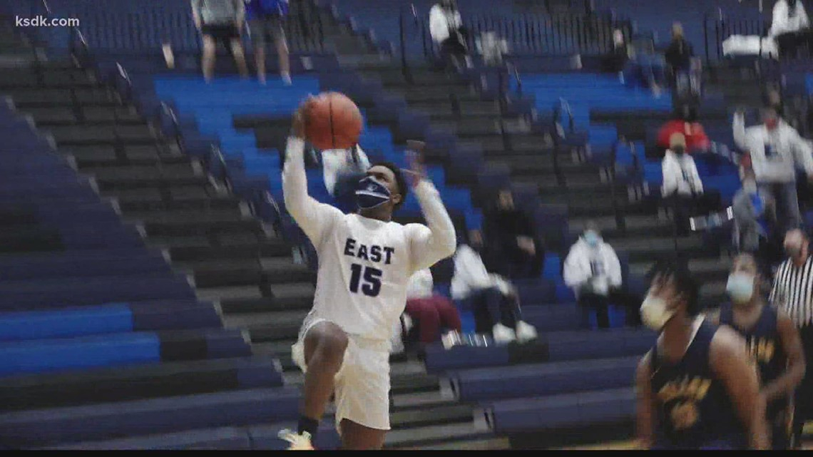 Belleville East stays perfect with win over O'Fallon