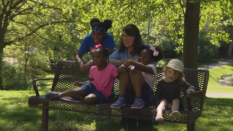 This St. Louis County mom has fostered more than 200 children