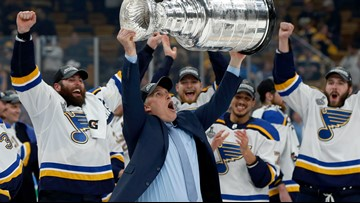 Join the Blues for a virtual Stanley Cup Championship reunion