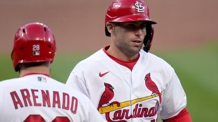 Paul Goldschmidt hits 250th career home run, becomes ninth to do it in a Cardinals uniform