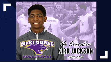 McKendree University volleyball player found dead in yard