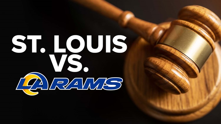 NFL owners could have to turn over financial records in St. Louis' case against the Rams