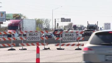 'Please respect our neighborhood' | Vandals cut wires on construction equipment, leave a note for I-44 crew