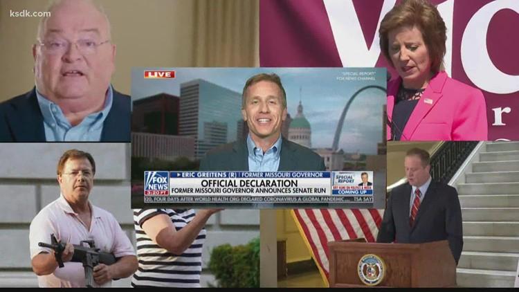 US Senate race is heating up in Missouri