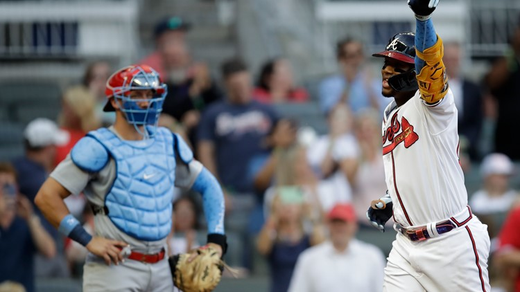 Cardinals offense breaks out in Game 1, silent in Game 2 in doubleheader split against Braves