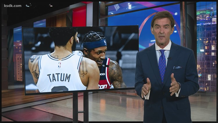Frankly Speaking | Beal and Tatum make St. Louis a basketball town