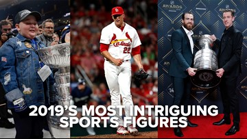 Frank's list of the most intriguing sports figures in St. Louis for 2019