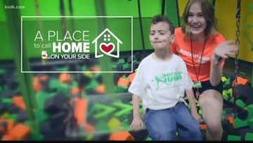 A Place to Call Home: David is super sweet and loves to be active
