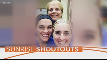 Sunrise Shoutout: The Rockaman family