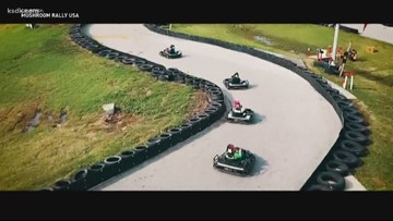 Real-life Mario Kart comes to St. Louis