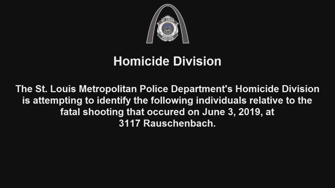 Police looking for suspects in fatal shooting