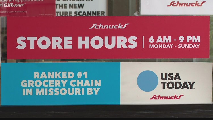 Schnucks' new hours begin as grocer strategizes during staff shortages