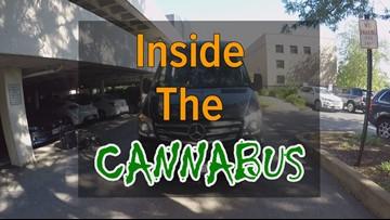 Web extra: Tour the Cannabus