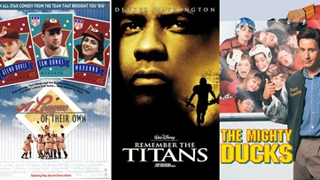 40+ sports movies to watch while major sports are on hold