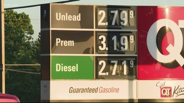 How Tropical Storm Barry will affect how much you pay at the pump