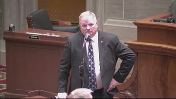 RAW: Missouri lawmaker mentions 'consensual rapes' during abortion bill debate