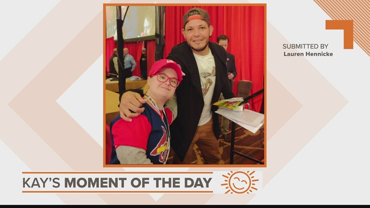 Kay's Moment of the Day: April 8, 2021