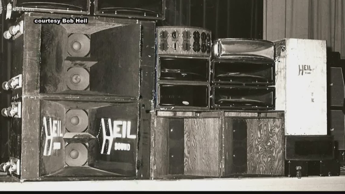 How one local sound engineer revolutionized rock and roll