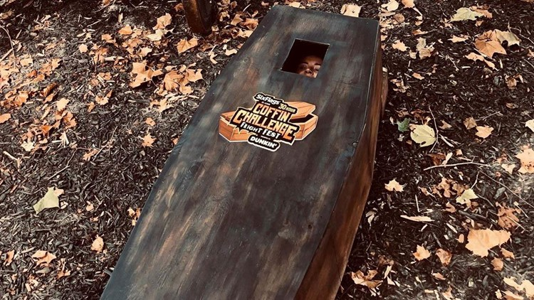 coffin for the six flags coffn challenge