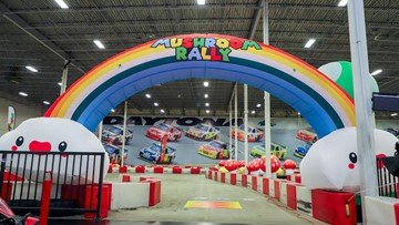Real life version of 'Mario Kart' coming to St. Louis this weekend
