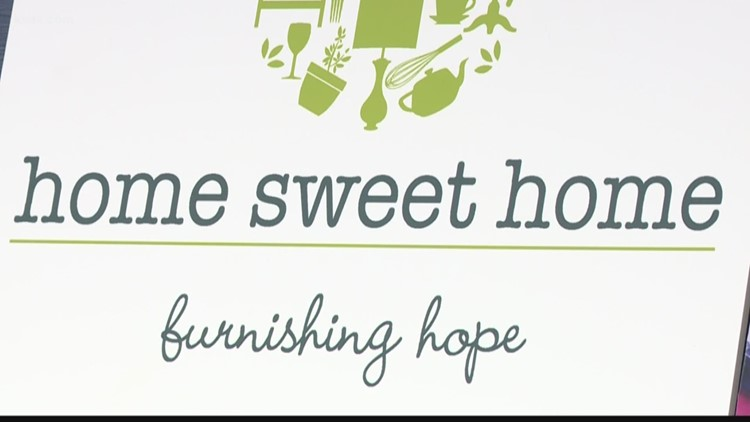 """Furnishing Hope"" is the motto at Home Sweet Home"