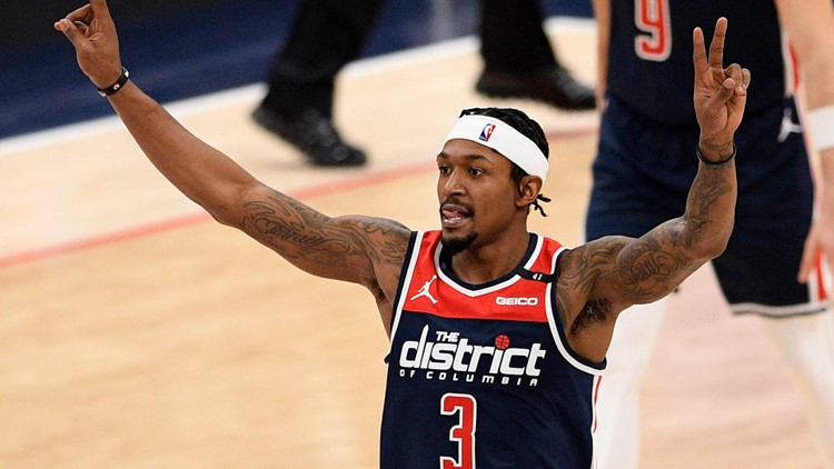 Commentary | Someone please save Bradley Beal from Washington