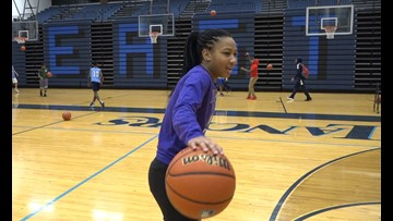 This Belleville East star is playing again just 7 weeks after open heart surgery