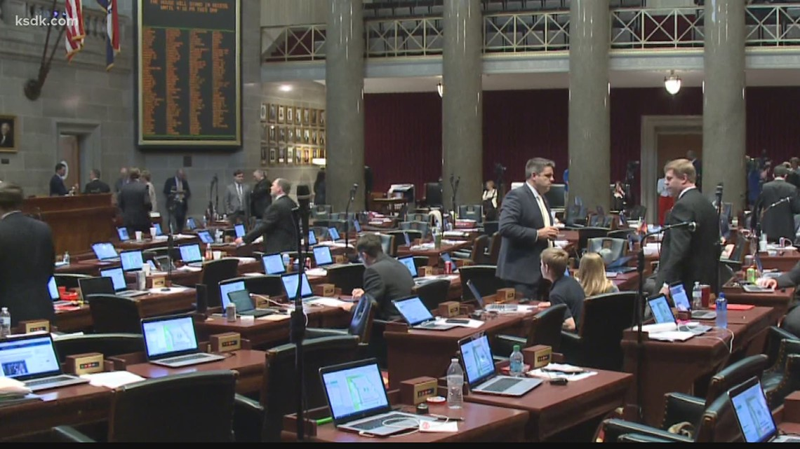 Missouri lawmakers consider legislation before end of session