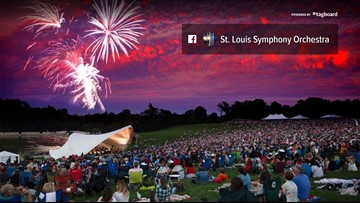 St. Louis Symphony Orchestra to perform free concert on Art Hill Thursday