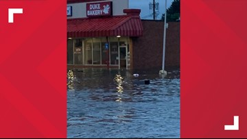 Duke Bakery closed after flash flood in Granite City
