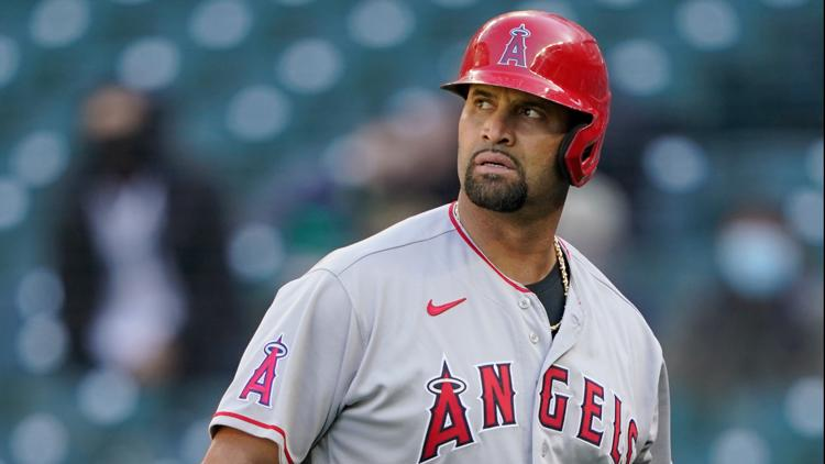 Pujols to join Los Angeles Dodgers, report says