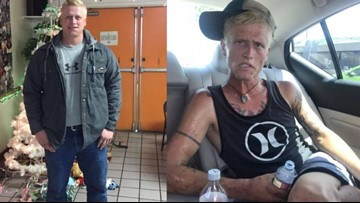 'These pictures were taken 7 months apart'   Mom shares photos of son to bring awareness to addiction