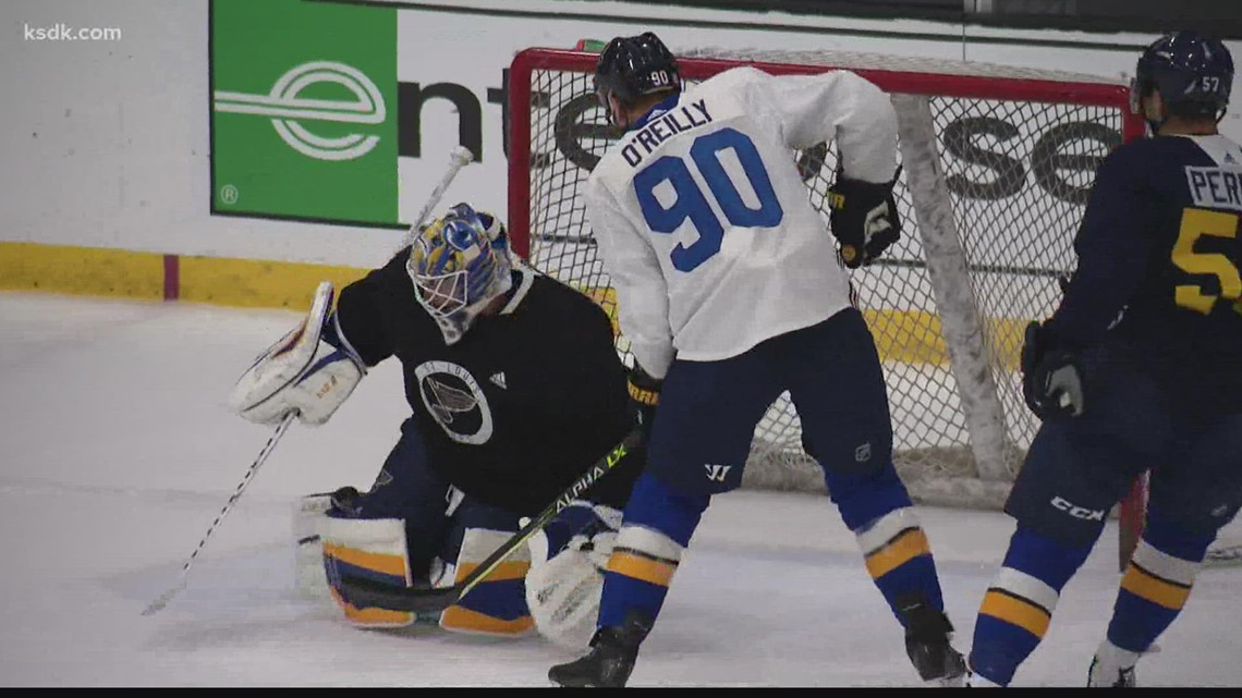 Ryan O'Reilly talks about upcoming season for Blues
