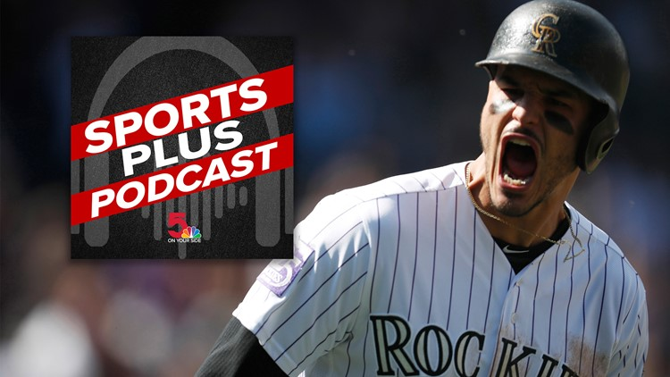 Sports Plus Podcast | The Cardinals land their man: Nolan Arenado is coming to St. Louis