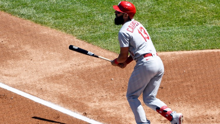 Carpenter hopes work to increase bat speed will help him land spot in Cardinals lineup