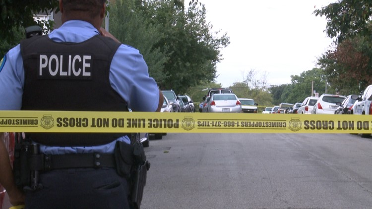 15-year-old boy killed early Sunday morning in south city