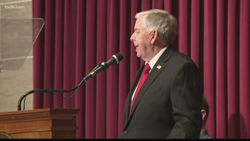 Missouri Gov. Parson pitches plan to address violent crime in State of the State address
