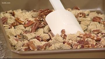 Recipe of the Day: Praline Pecan Crunch