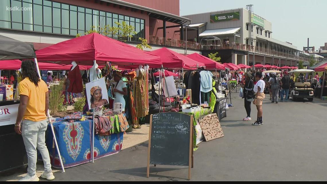 Taste of Black St. Louis sees growth in third year