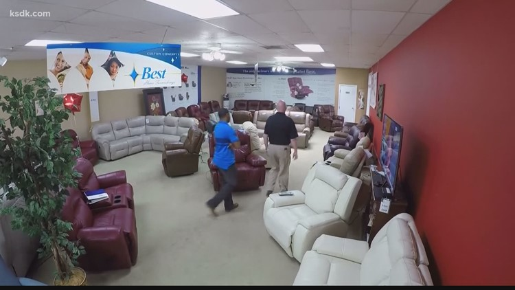 Best Home Furnishings provides a unique furniture buying experience