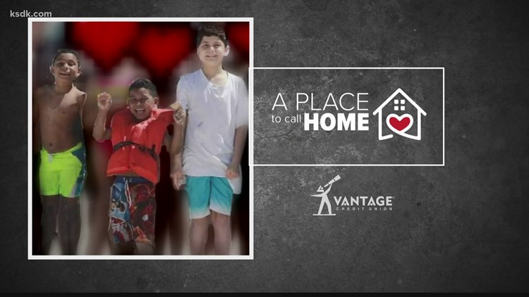 A Place to Call Home: Kamryn, RJ, & Wyatt