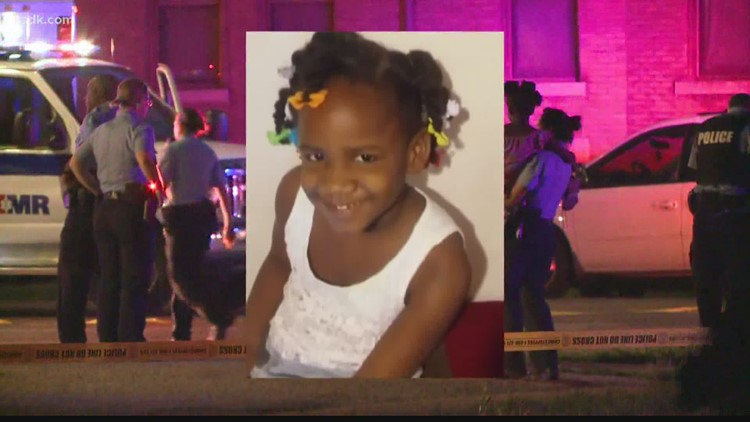 St. Louis dad vows to keep searching for 8-year-old daughter Jurnee's murderer